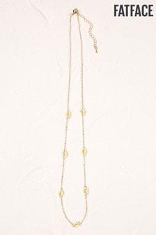 FatFace Daisy Chain Necklace
