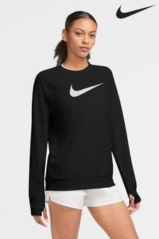 Nike Swoosh Run Crew Neck Top