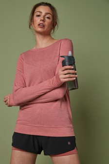 Long Sleeve Soft Touch Top