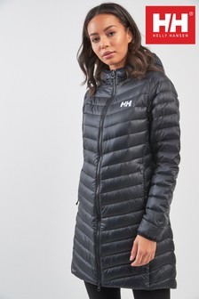 Helly Hansen Black Verglas Long Insulator Jacket