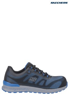 Skechers® Bulklin Lace-Up Safety Toe Trainers
