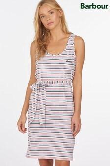 Barbour® Coastal Multicolour Stripe Jersey Patterson Dress