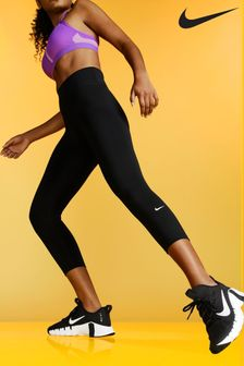 Nike One Cropped Leggings