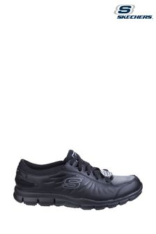 Skechers® Black Eldred Shoes