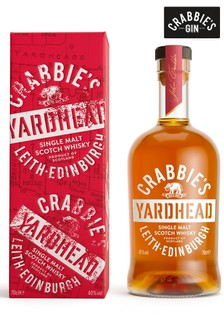 Yardhead Whiskey by Crabbies