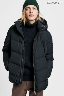 GANT Mens Black Alta Down Jacket