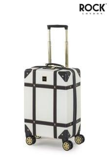 Rock Luggage Vintage Hard Shell Cabin Case