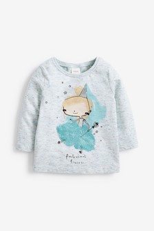 Sparkle Princess T-Shirt (3mths-7yrs)