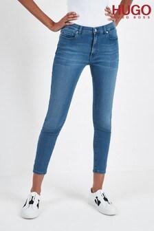 HUGO Blue Charlie Super Skinny Fit Jeans