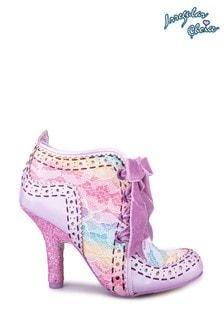 Irregular Choice Pink Abigail's 3rd Party High Heels