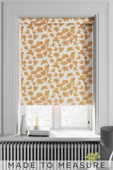 Rosanna Saffron Orange Made To Measure Roller Blind
