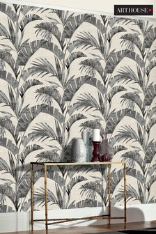 Arthouse Banana Palm Wallpaper