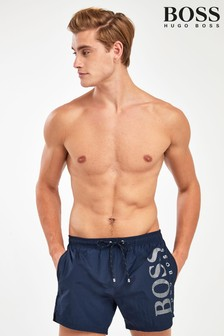 BOSS Icefish Swim Shorts