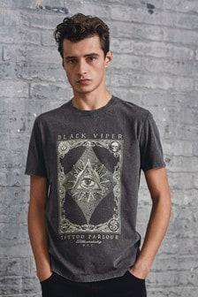 Graphic Slim Fit T-Shirt