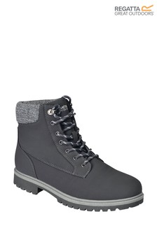Regatta Grey Bayley Insulated Boots