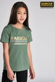 Barbour® International Green Distance T-Shirt