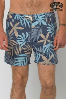 Animal Blue Del Sur Elasticated Board Shorts