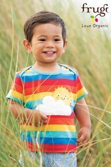 Frugi Organic Cotton Rainbow T-Shirt