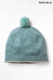 White Stuff Blue Pippa Colourblock Hat