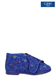 GBS Blue Bella Slippers
