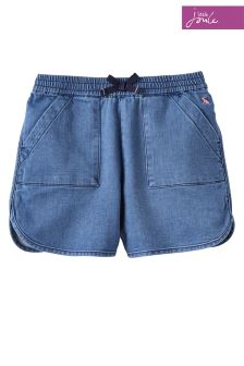 Joules Denim Jersey Becca Short