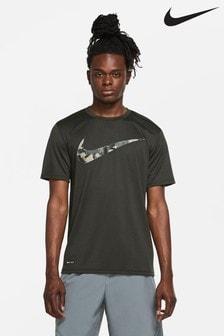 Nike Swoosh Camo T-Shirt