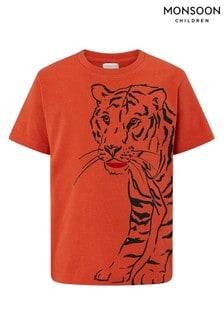 Monsoon Terry Tiger T-Shirt