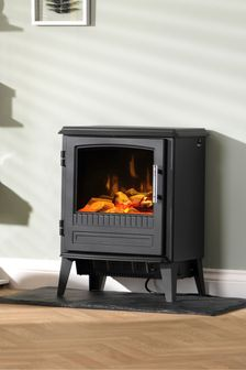 Bari Optimyst 2D Flame Effect Stove By Dimplex