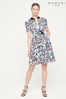 Damsel In A Dress Multi Jovanna Print Dress