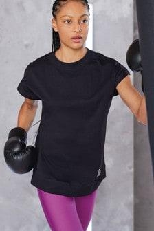 Cap Sleeve Sports T-Shirt