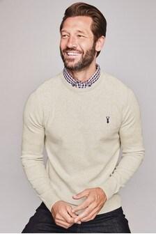 Mock Shirt Jumper