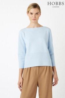 Hobbs Blue Logan Sweater
