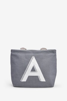 Initial Lunch Bag