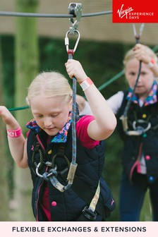 Junior Tree Top Adventure For Two With Go Ape Gift by Virgin Experience Days