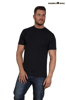 Raging Bull Black Signature T-Shirt