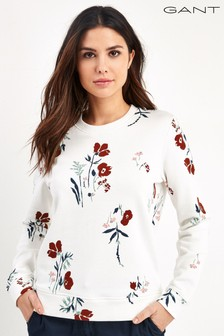 GANT Meadow Print Sweatshirt