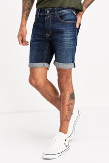 Replay® Anbass Slim Fit Shorts
