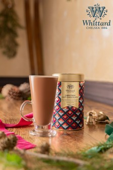 Whittard Of Chelsea Christmas Spice Hot Chocolate Tin