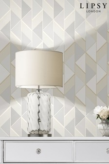 Lipsy Geometric Wallpaper