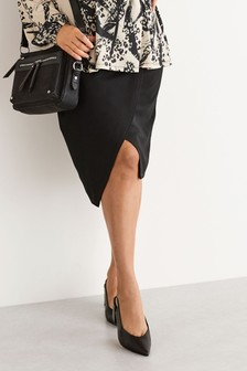 Maternity Workwear Pencil Skirt