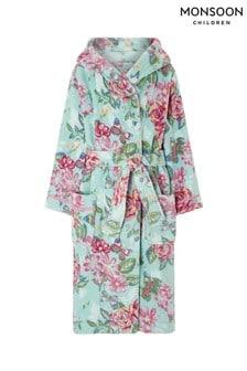 Monsoon Blue Brielle Chunky Robe