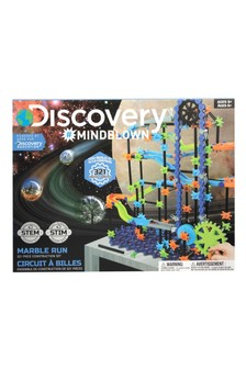 Discovery Mindblown Toy Marble Run