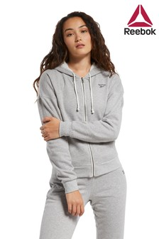Reebok Essential Fleece Full Zip Hoody