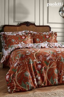 Botanist Duvet Cover and Pillowcase Set by Riva Paoletti