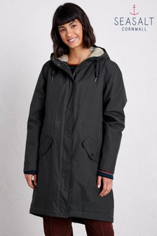 Seasalt Grey Plant Hunter 2 Coat