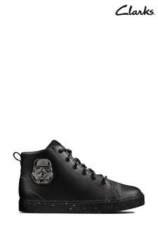 Clarks Black CityStorm Hi K Boots