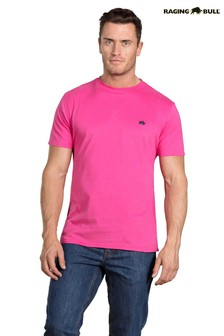 Raging Bull Pink Signature T-Shirt
