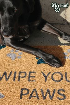 My Mat Wipe Your Paws Coir Mat