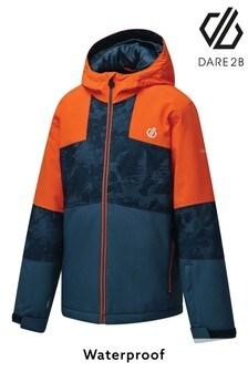 Dare 2b Orange Cavalier Waterproof Ski Jacket