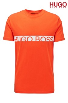 HUGO Chest Stripe Logo T-Shirt